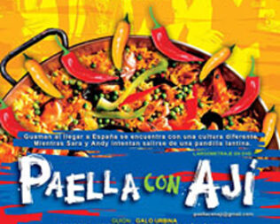 Προβολή τηςταινίας Παέγια με πιπεριές