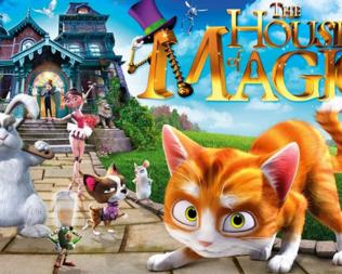 Προβολή Το μαγικό σπίτι