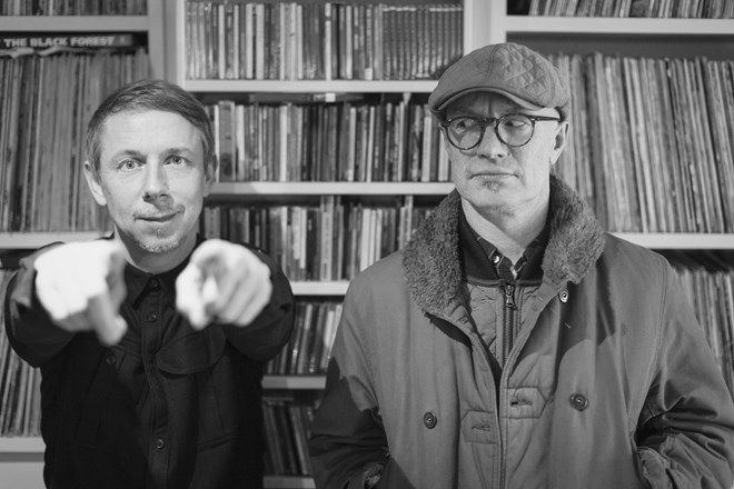 Gilles Peterson & MC General Rubbish