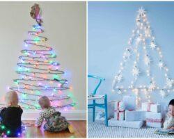 Όμορφες ιδέες για χριστουγεννιάτικό στολισμό