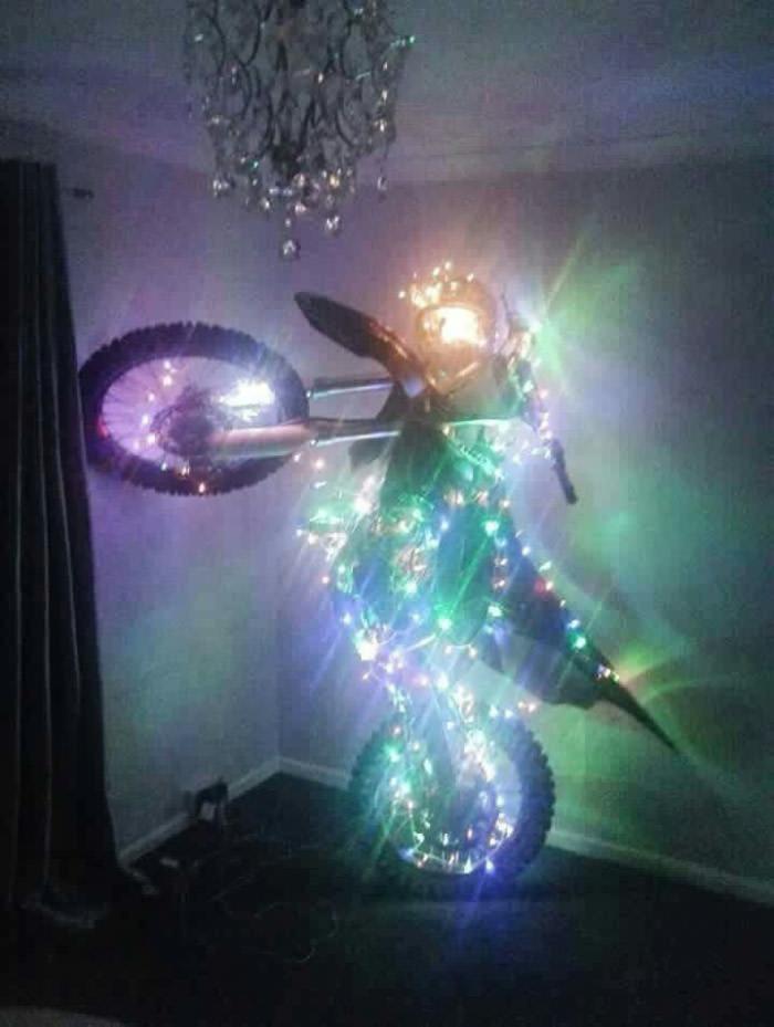 χριστουγεννιάτικο δέντρο μηχανή