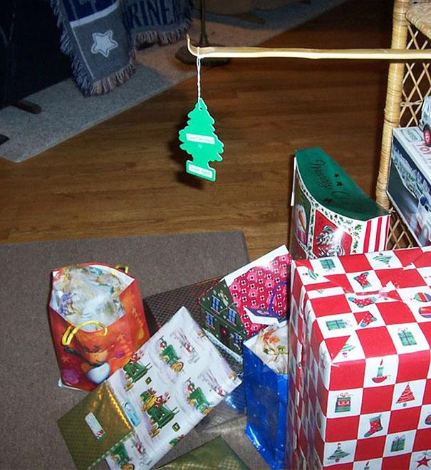 χριστουγεννιάτικο δέντρο αρωματικό