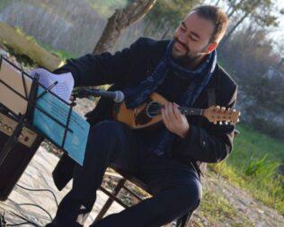 Ρεσιτάλ μαντολίνου στο Ιταλικό Ινστιτούτο με τον Tiziano Palladino