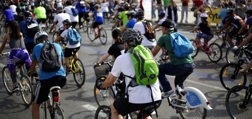 25ο Ποδηλατικός Γύρος Αθήνας