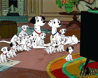 Προβολή Τα 101 σκυλιά της Δαλματίας