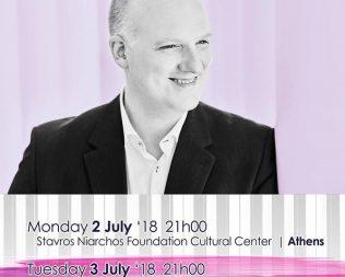 Ρεσιτάλ πιάνου με τον Jean Muller στο Ηράκλειο